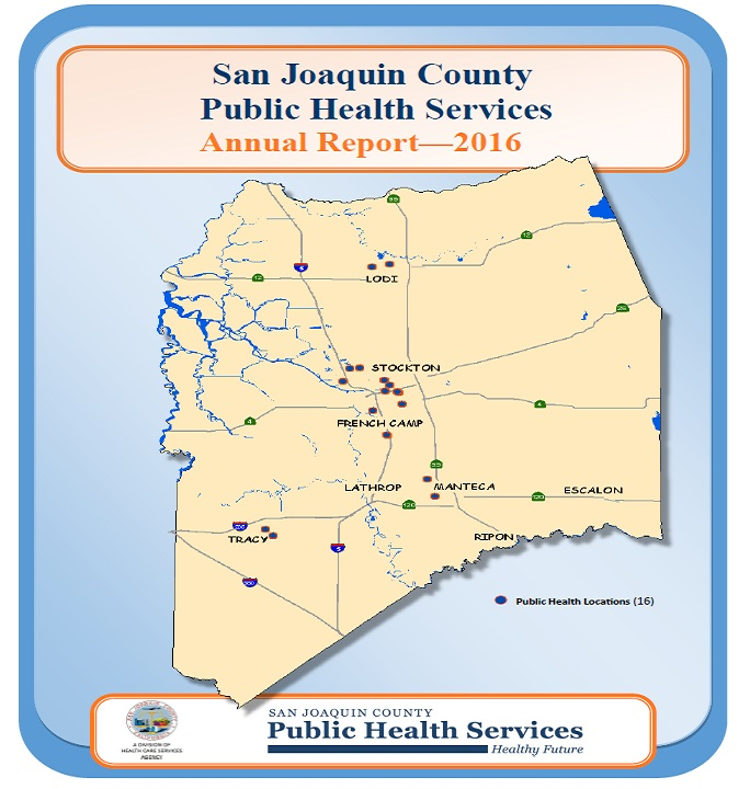 Public Health Services Phs Works To Protect The Public S Health And Promote A Healthy Future For All Residents The Just Released Annual Report For 2016